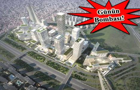İstanbul Uluslararası Finans Merkezi ihalesi iptal edildi!