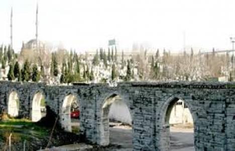 Avasköy Su Kemeri'nin restorasyon çalışmaları devam ediyor!