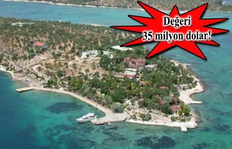 İzmir'deki Garip Ada