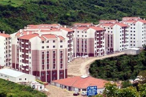 TOKİ, Sivas'ta 360 adet konut ve Ticaret Merkezi inşaatı yaptıracak!