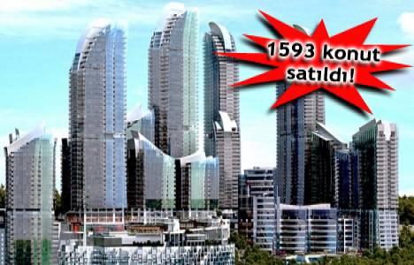 Ağaoğlu Maslak 1453'te 878 milyon ciro elde edildi!