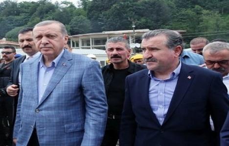 Erdoğan, Rize-Artvin Havalimanı