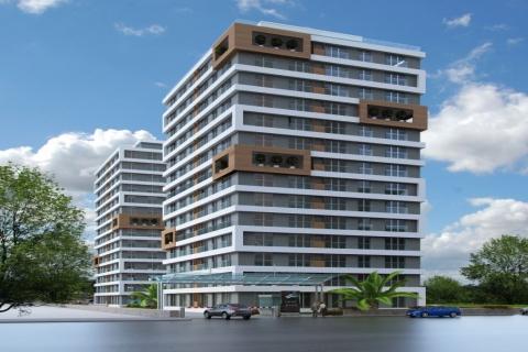 Home Aves inşaatında son durum! 1+1 evler 155 bin TL!