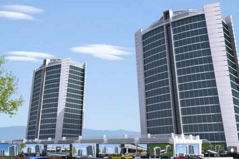 Hukukçular Towers Ofis