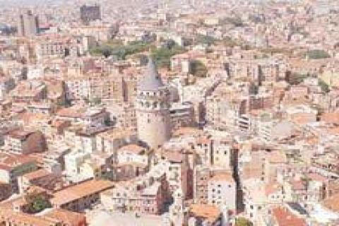 Projem İstanbul'da bir kişiye 1.57 metrekare alan