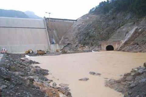 Köprü barajı felaketi
