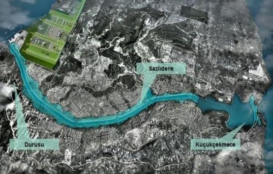 Kanal İstanbul çalışmaları hızlandı!