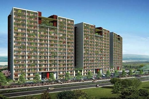 West Blocks Büyükçekmece Alkent Mahallesi'nde 276 bin TL'ye!
