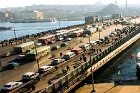 Yeni Galata Köprüsü'ne bakım yapılacak