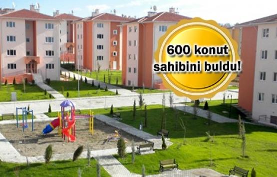 TOKİ İzmir Aliağa 2019 kuraları çekildi!