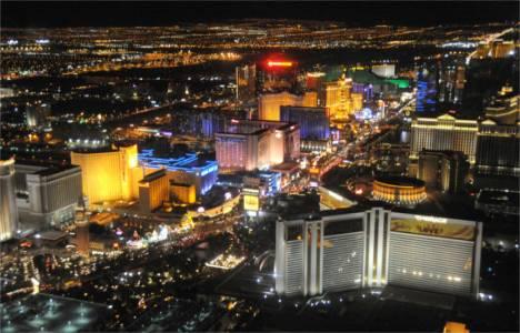 Las Vegas'a Türk