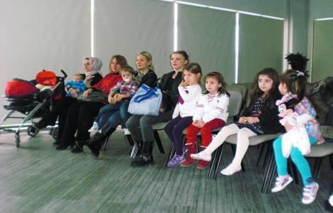 Bursa Modern, Çocuk Tiyatro Günleri sürüyor!