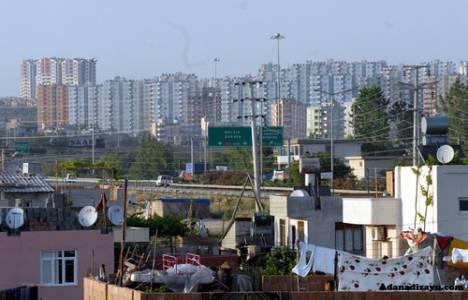 Adana Çukurova'da Belediyeevleri Mahallesi yeniden dönüşecek!