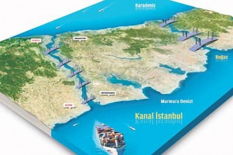 `İzmir Körfezi'ne çamurdan dev bir ada kuralım'