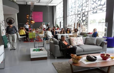 Danca mobilyanın 2. Sanat Şenliği bugün bitiyor!