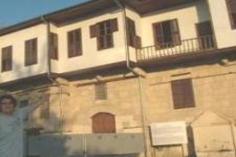 Eski Tarsus evlerinde