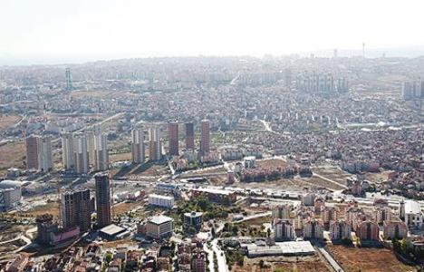 İstanbul'da en çok konut Esenyurt'ta satıldı!