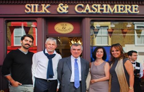 Silk&Casmere yeni mağazasını