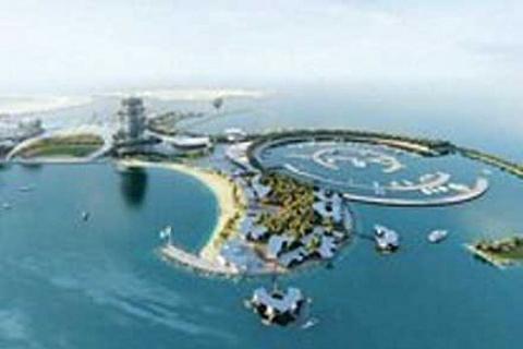 Dubai'de inşaa edilecek