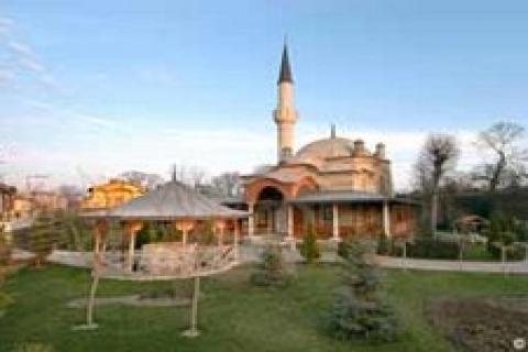 Edirne Dar-ül Hadis Camisi'nin 9 çevre ödülü var!