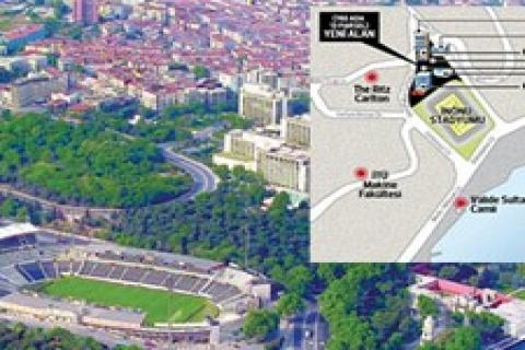 Bakanlığın savaş açtığı İnönü projesinde butik otel ve AVM var!