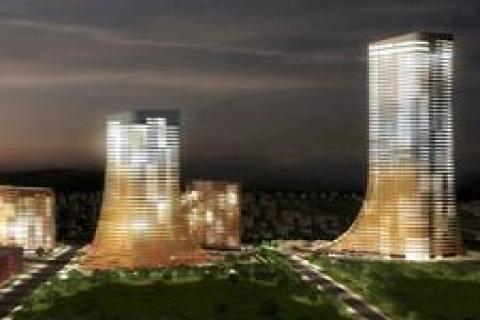 Varyap Meridian'da 225 bin TL'ye! Türkiye'nin LEED kayıtlı ilk lüks projesi!