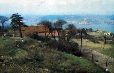 1987 yılında Boğaz'a