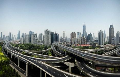 Çin'de yol yatırımlarına