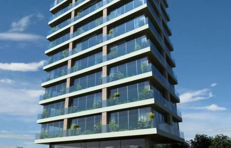 Trend Fulya Residence'ta son 2 oda 1 salon! 650 bin dolara!