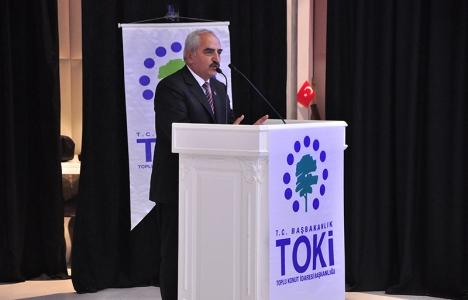 TOKİ'den Kastamonu Tosya'ya