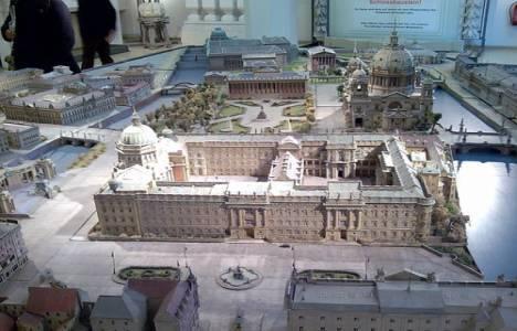 Berlin'de Büyük Saray'ın