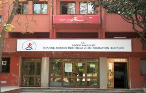 İstanbul Fizik Tedavi Rehabilitasyon Hastanesi yeniden yapılacak!