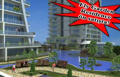 Fly Garden Residence ön satışa sunuldu! Metrekare 1.500 TL!