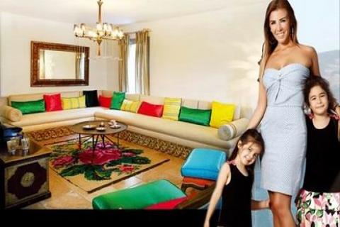 Acun Ilıcalı'nın eşi Zeynep Ilıcalı, Bodrum'daki evini anlattı!