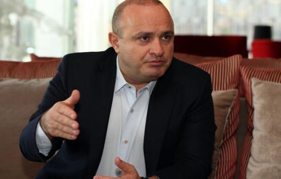 Ahmet Akbalık yeniden Özak GYO Yönetim Kurulu Başkanı oldu!
