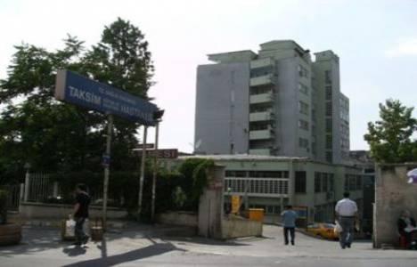 Taksim Eğitim ve Araştırma Hastanesi, GOP Hastanesi'ne taşınıyor!