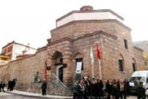 Bursa'daki Muradiye Hamamı restore edildi!
