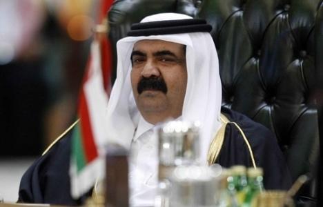 Katar Şeyhi El Sani Londra'da 200 milyon sterline 3 bina satın aldı!