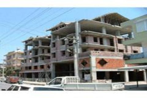 Amasya'da kat karşılığı inşaat yapılacak!