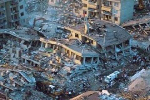 Deprem zirvesi İstanbul Dolmabahçe'de gerçekleştirildi!