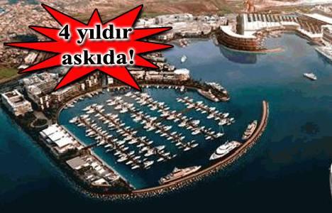 Rönesans İnşaat Zeytinburnu Seaport dava sürecine takıldı!