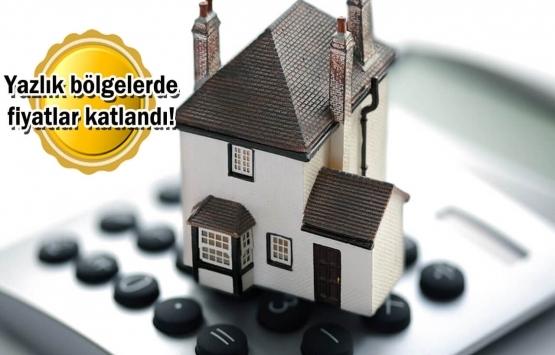 Konut satış fiyatları ve kiraları en çok hangi bölgelerde arttı?