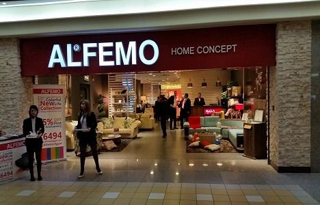 Alfemo, yurtdışında büyümeyi