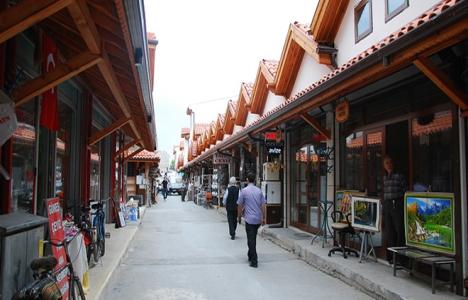 Konya'da Tarihi Bedesten