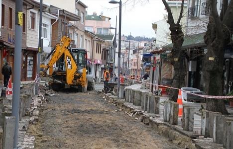 Şile Üsküdar caddesi yenilendi!