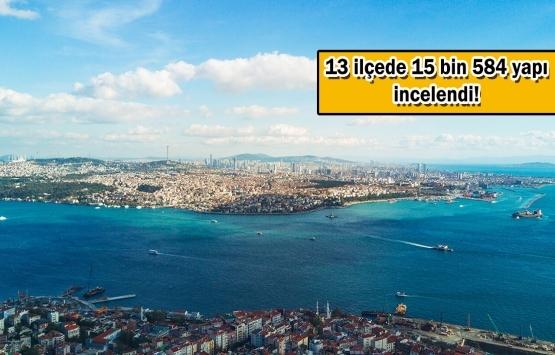 İstanbul'daki 77 bin yapı riskli!