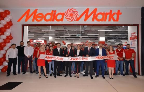 MediaMarkt 71. mağazasını