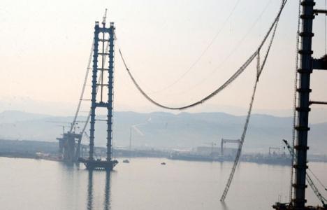Körfez Köprüsü'nde faciayı meteoroloji raporu önledi!