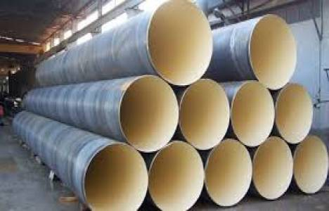 Özbal Çelik Boru 8 milyon 993 bin 926 dolar tutarında boru üretim siparişi aldı!