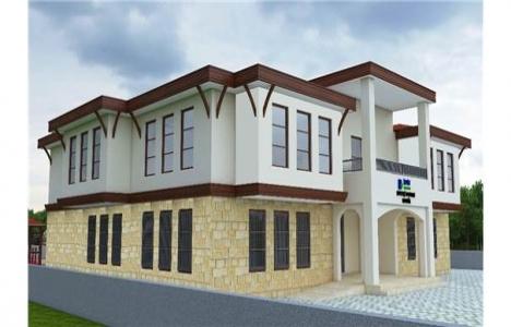 Kocaeli Sepetçi Köyü'ne yeni konak inşa edilecek!